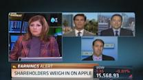 I want an Apple television: Shareholder