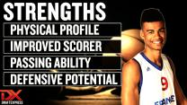 The Vertical Breakdown - Inside Timothe Luwawu's Strengths