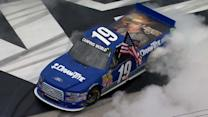 Keselowski holds off Wallace's final charge