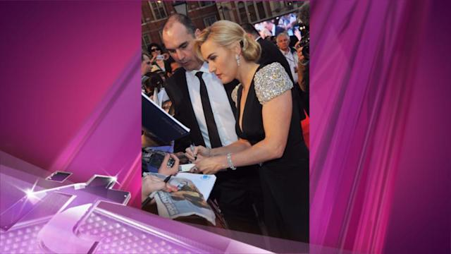 Entertainment News Pop: Book Buzz: Kate Winslet Gets Icy in 'Divergent' Adaptation