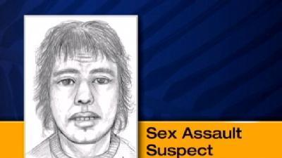 Police Sketches Identity Of Sex Assault Suspects