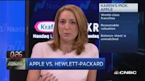 Fast Money Madness: Apple vs. Hewlett-Packard