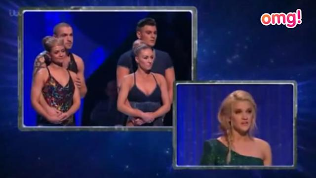 It was a tough call for the judges saying bye to Shayne