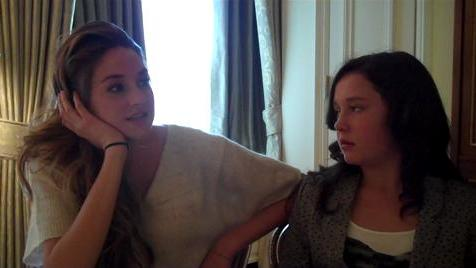Interview with Shailene Woodley