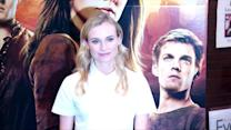 Joshua Jackson and Diane Kruger Planning Engagement