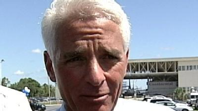 Crist Talks About Upcoming Primary