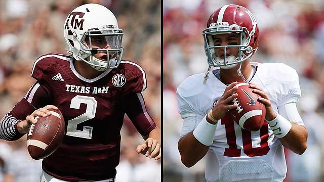 Will Manziel or McCarron be a better QB in the NFL?