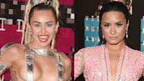 Demi Lovato & Miley Cyrus To Perform on New Season of Saturday Night Live!