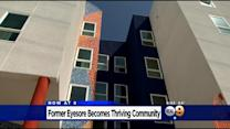 Problem Nightclub Turned Into Affordable Housing Complex In Boyle Heights