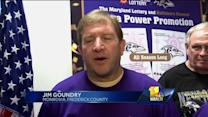 Losing tickets win Ravens trip of lifetime