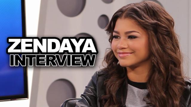 Zendaya Talks Music,