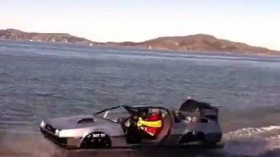 Back to the Future Hovercraft!