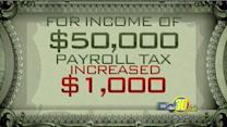 Paychecks will be smaller with the Fiscal cliff deal