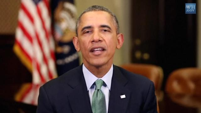 Obama, in message to Iranians, says there is chance to reach nuclear deal with Iran
