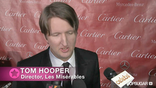Video: Tom Hooper Talks About the