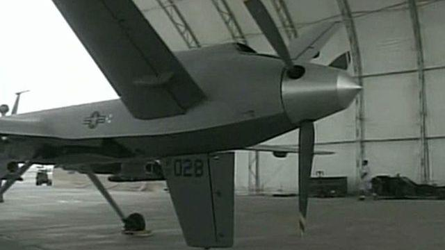 Questions over drone policy at Brennan confirmation hearing