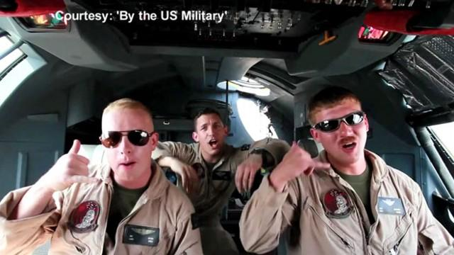 'Call Me Maybe': Military Version