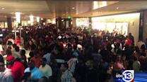 Arrests made in aftermath of Galleria overcrowding
