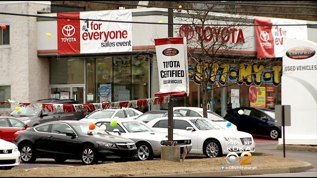 Toyota Reaches Settlement With Government