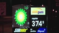 Noon: Gas prices up