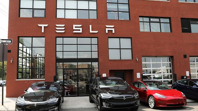 Why you can't buy a Tesla in some states