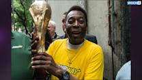 Pele Remembers Despair Of Last Maracana Final