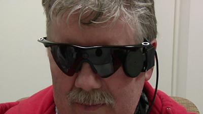 Michigan Man Sees Thanks to 'Bionic Eye'