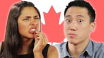 Americans Try Canadian Candy For The First Time