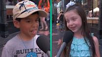 Kids Explain What Gay Marriage is on Jimmy Kimmel Live!