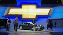 Muscle cars gear up for New York Auto Show