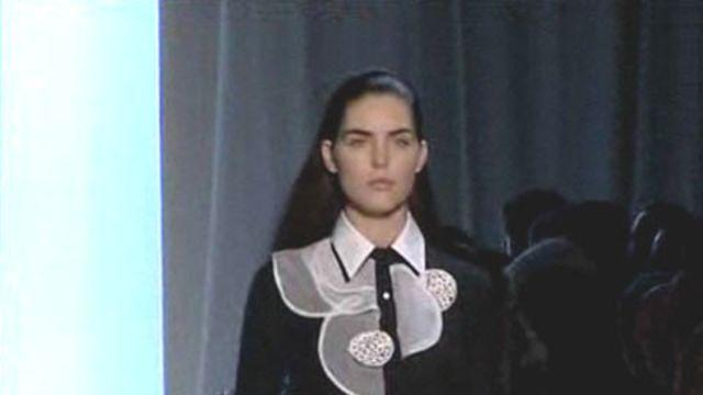 Style.com Fashion Shows - Givenchy: Spring 2007 Ready-to-Wear