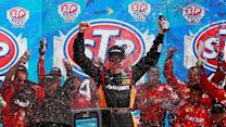 Victory Lane: Kenseth gets second win at JGR