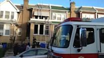 7-year-old critically injured in Southwest Philadelphia house fire