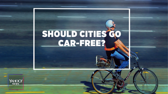 Will cities of the future be car-free?