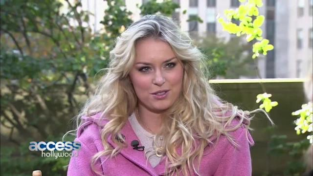 Lindsey Vonn Talks Getting Ready For Sochi 2014, Her Crash And Why She Loves To Push The Limits
