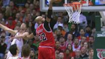 Dunk of the Night: Taj Gibson