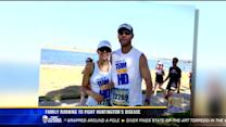 Family running to fight Huntington's disease