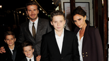 Video: Victoria Beckham Thanks Her Family at a Spice Girls Premiere