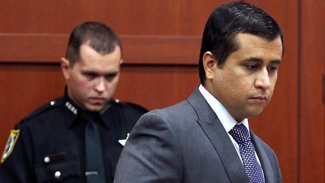 George Zimmerman posts $1M bond