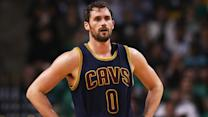 Could Kevin Love stay with the Cavs?