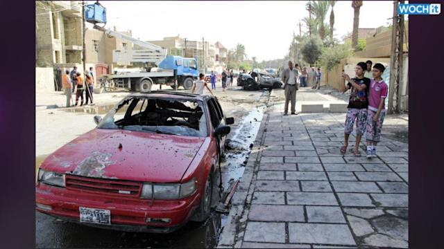 Bombs Kill Nine And Wound 54 In Northern Iraq