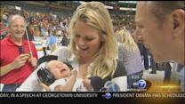 Meet Duncan Keith's baby, see Rocky Wirtz's good luck charm