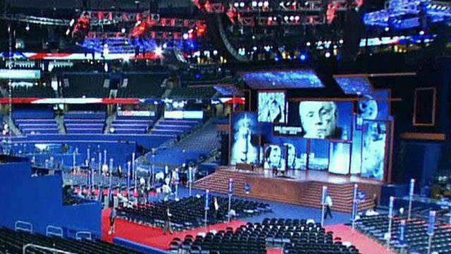 Behind the scenes at the Republican National Convention