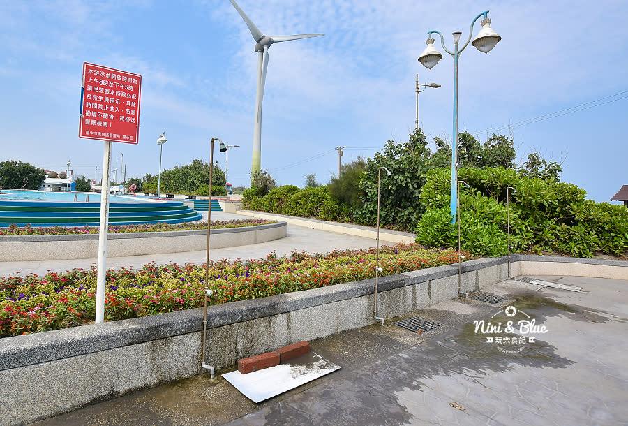 大安濱海樂園.大安濱海旅客服務中心10