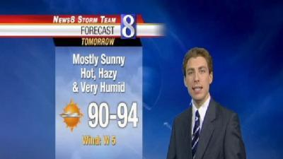 Heat Wave On The Way
