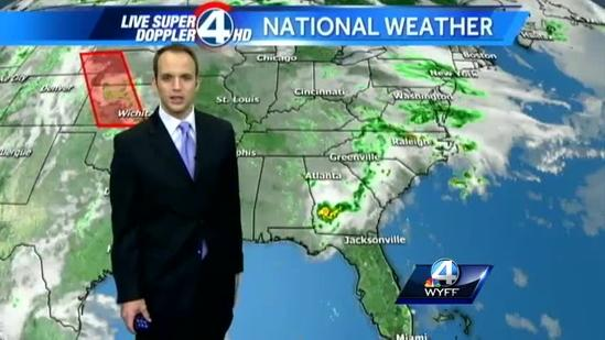Chris' Forecast for 5-18