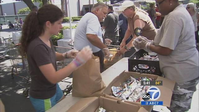 Feed SoCal: Orange County in need of donations