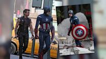 Avengers: Age of Ultron Star Chris Evans Is Our Man Crush Monday