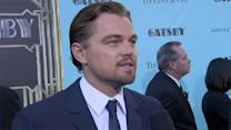 The Great Gatsby Red Carpet Interviews