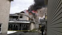 Daughter says father saved her from deadly Emmaus fire